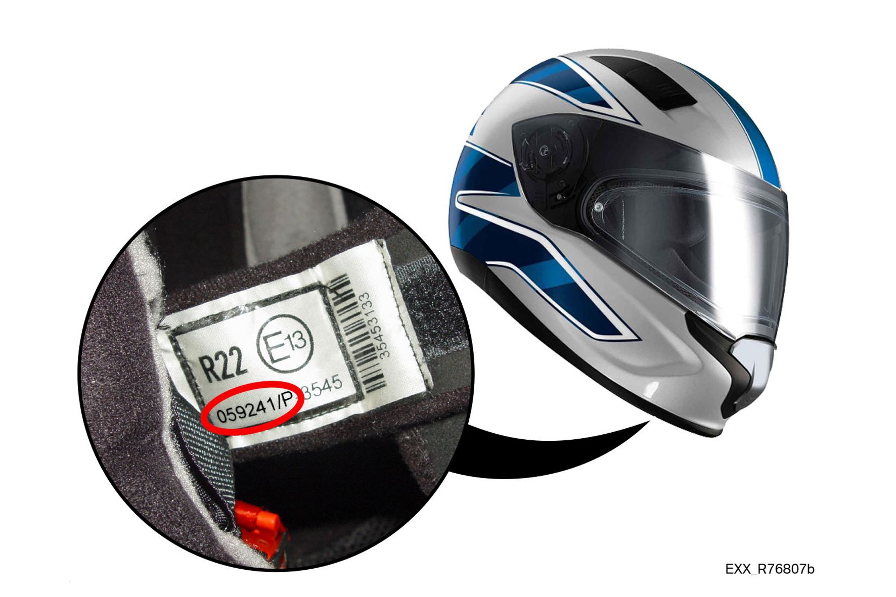 """mid München - Die Helme des Modells """"BMW Helm Sport"""" entsprechen zum Teil nicht den Typ-Prüfanforderungen nach der europäischen Norm UNECE R 22.05. BMW Motorrad hat sich deshalb entschlossen, diese Helme vom Markt zu nehmen."""
