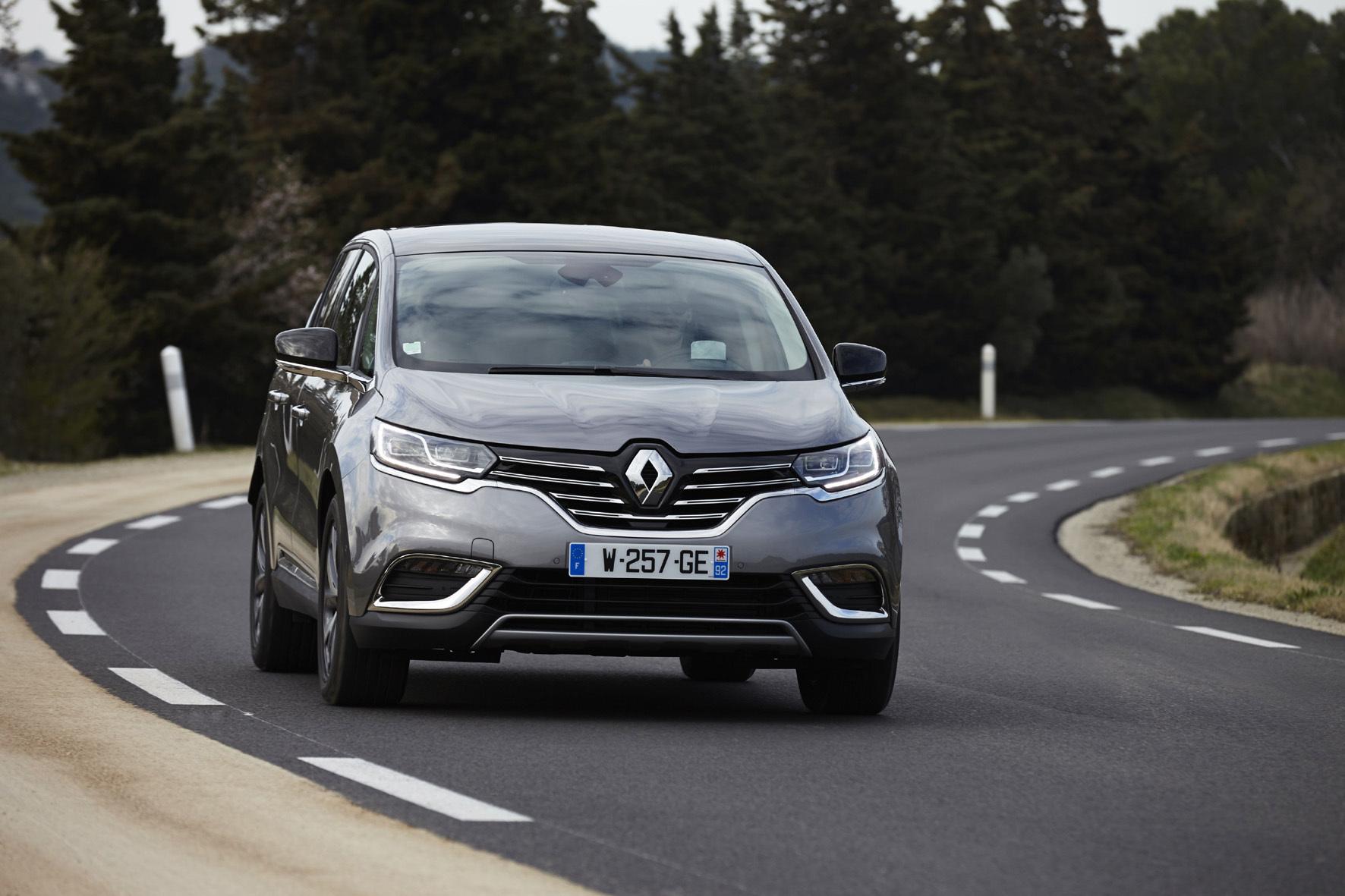 mid Düsseldorf - Renault wehrt sich: Der Espace überschreitet laut den Franzosen entgegen den Behauptungen der Deutschen Umwelthilfe die zulässigen Emissionswerte nicht.