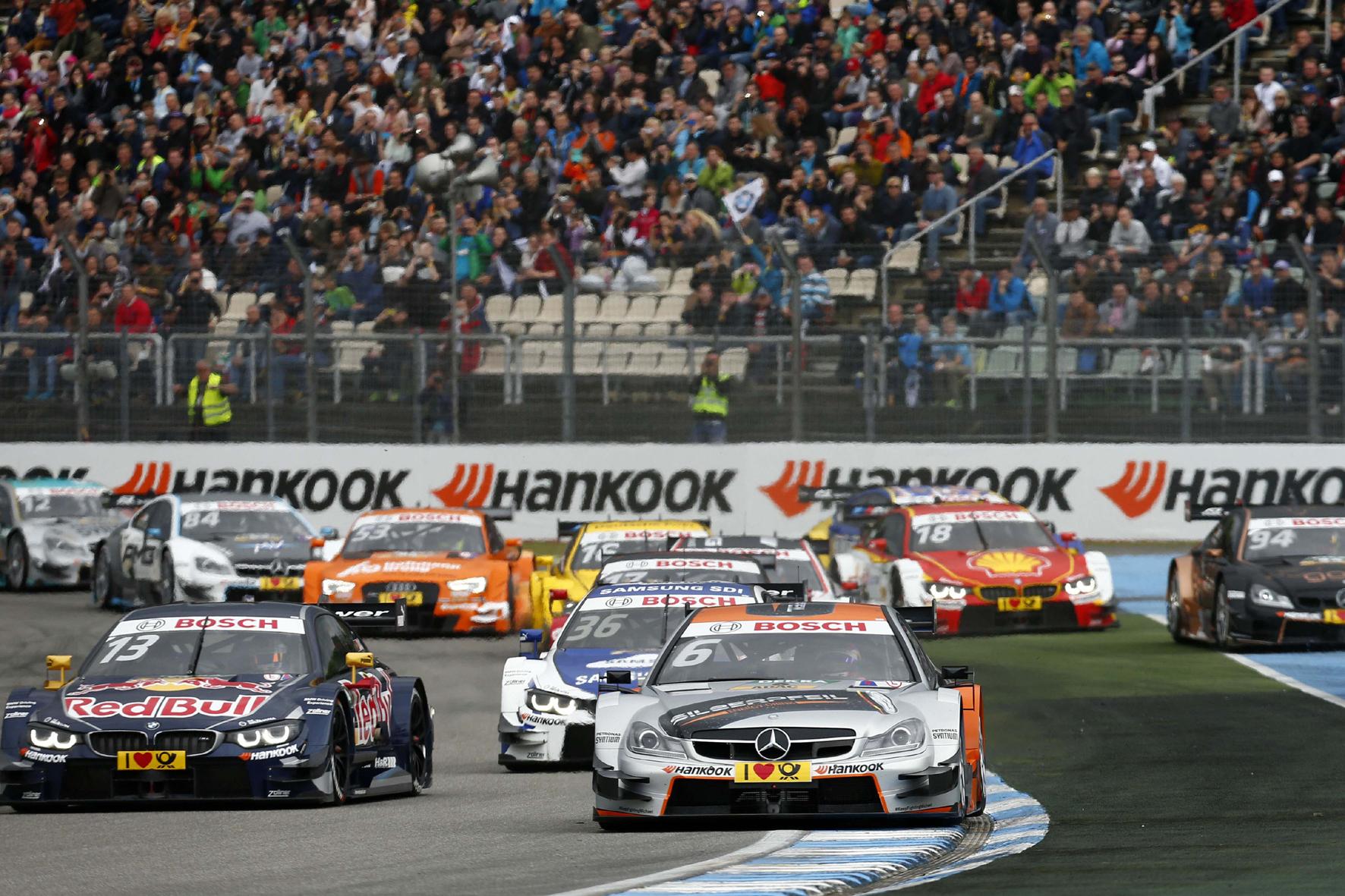 mid Düsseldorf - Für Mercedes läuft es im Motorsport derzeit rund: Neben dem überlegenen Triumph in der Formel 1 ist die Sternmarke auch die Nummer 1 in der DTM.