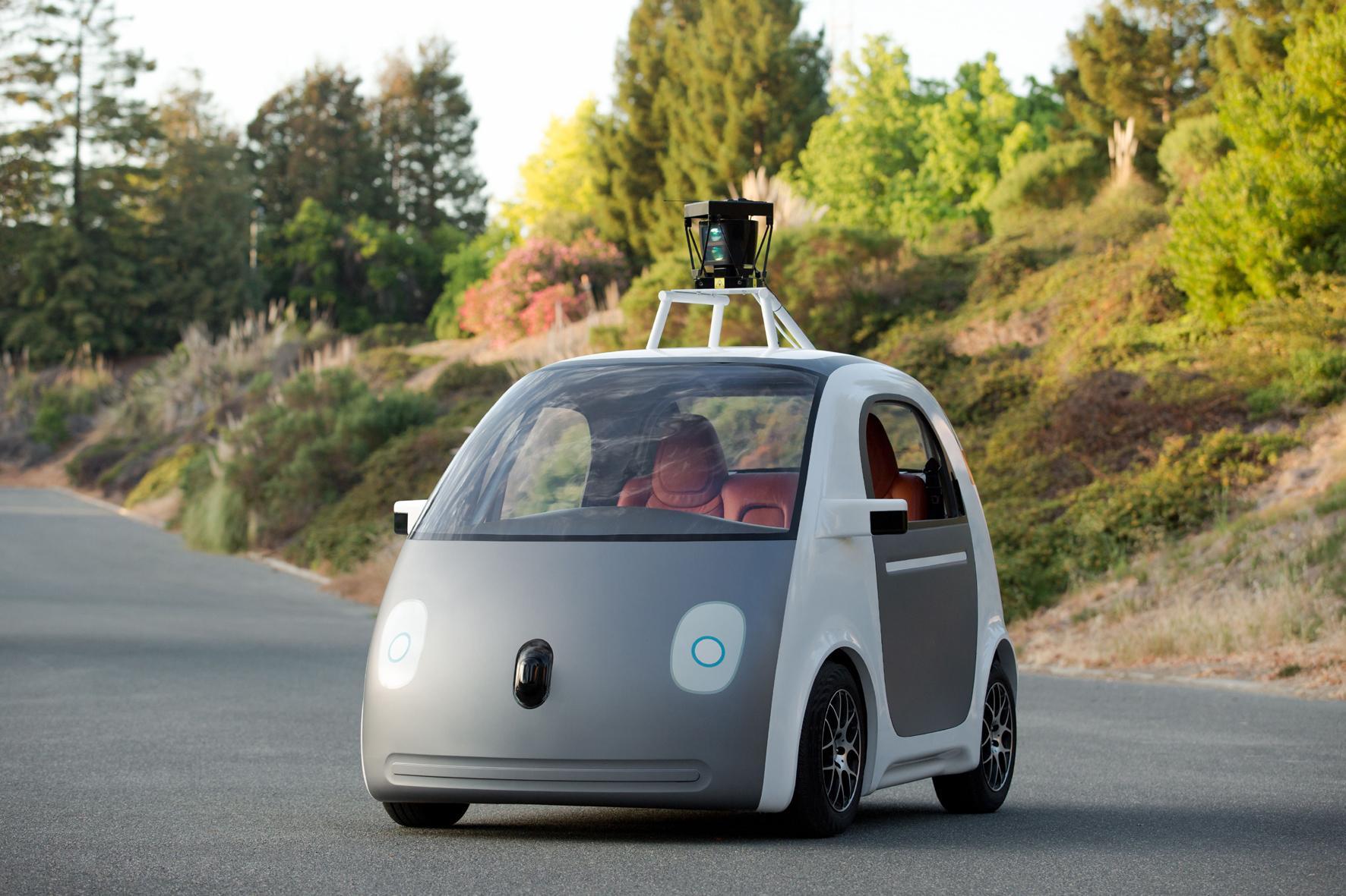 mid Groß-Gerau - Ford und Google wollen bei der Entwicklung selbstfahrender Autos zusammenarbeiten.