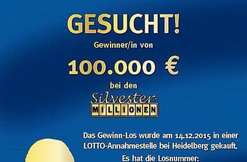 Lotto Silvester