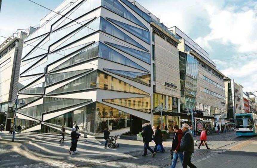 Engelhorn ist der Platzhirsch in Mannheim. Zwei Drittel der Kunden kommen von außerhalb der Stadt.