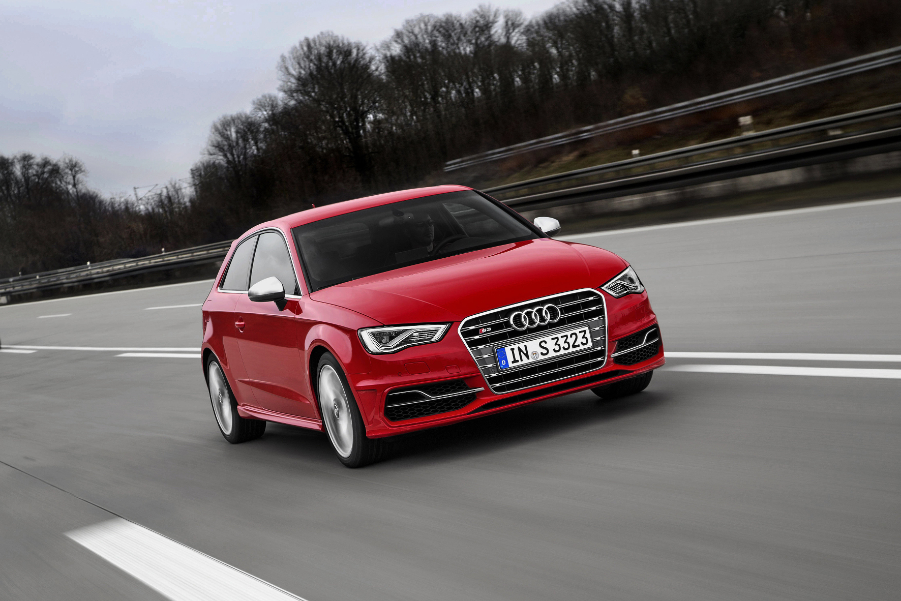 mid Groß-Gerau - Kompakt-Sportler im Maßanzug: der Audi S3.