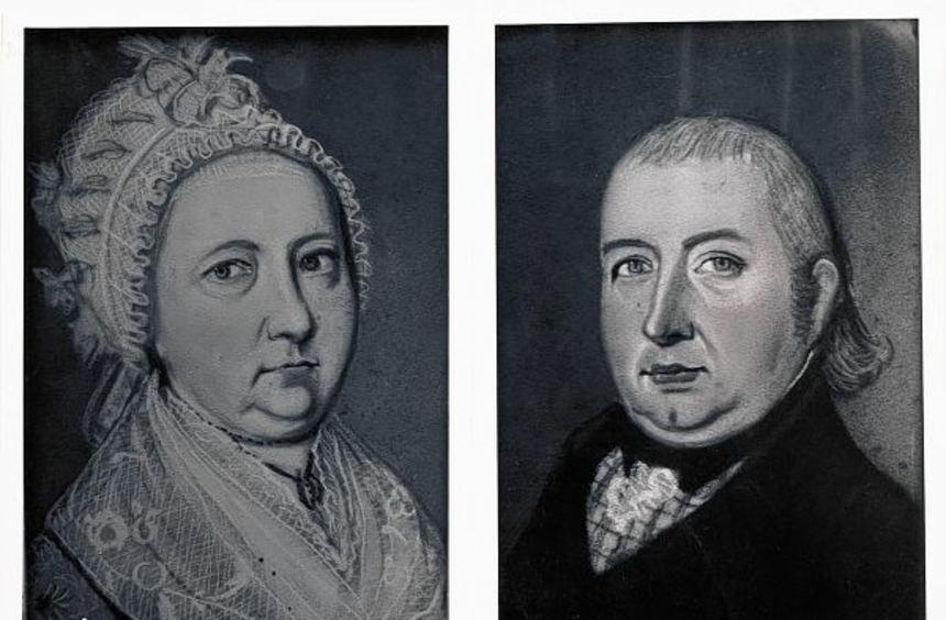 Wohl um das Jahr 1800 ließen sich der aus Sachsen stammende und in Wertheim ansässige Wertheimer ...