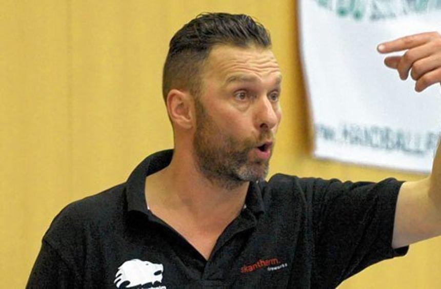 Trainer Peter Jano gibt beim ambitionierten Handball-Badenligisten SG Heddesheim die Richtung vor.