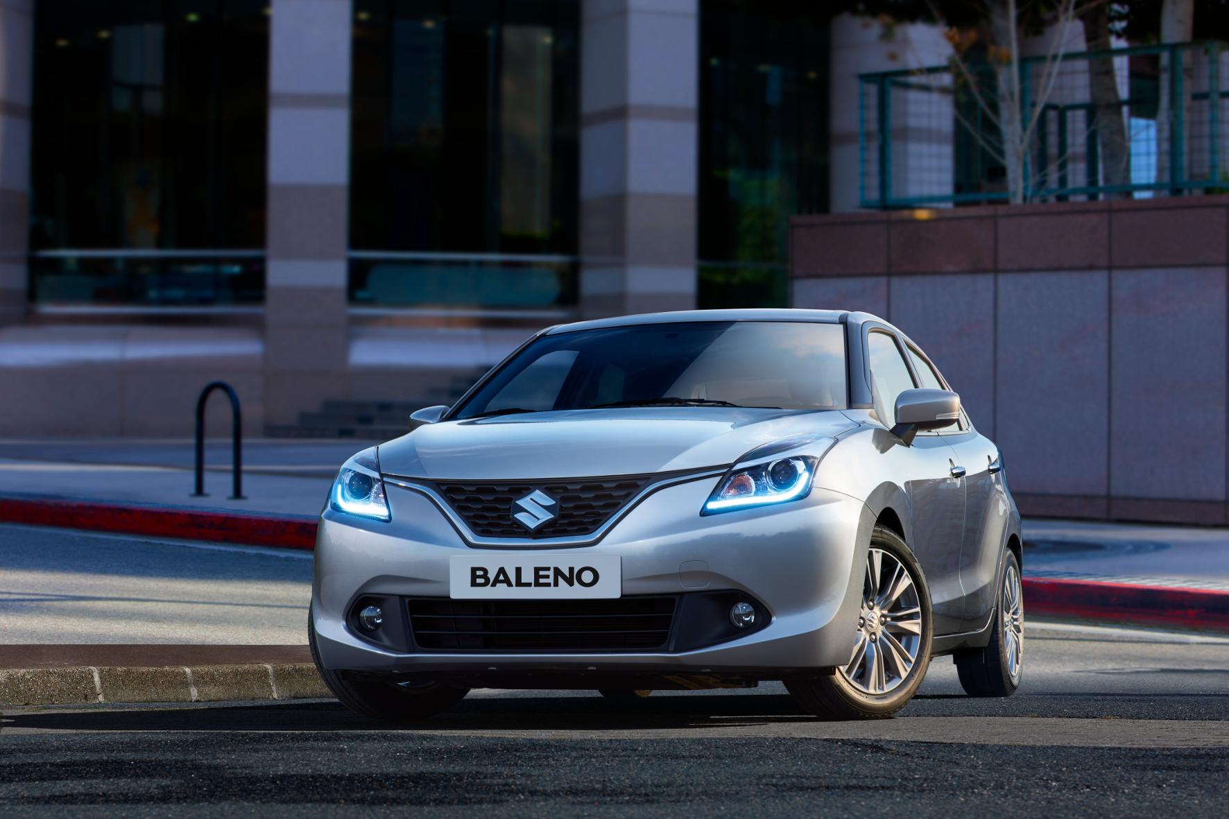 mid Groß-Gerau - Ein neuer Dreizylinder-Turbo und ein Mild-Hybrid-System sind technische Begleiter des neuen Suzuki Baleno.