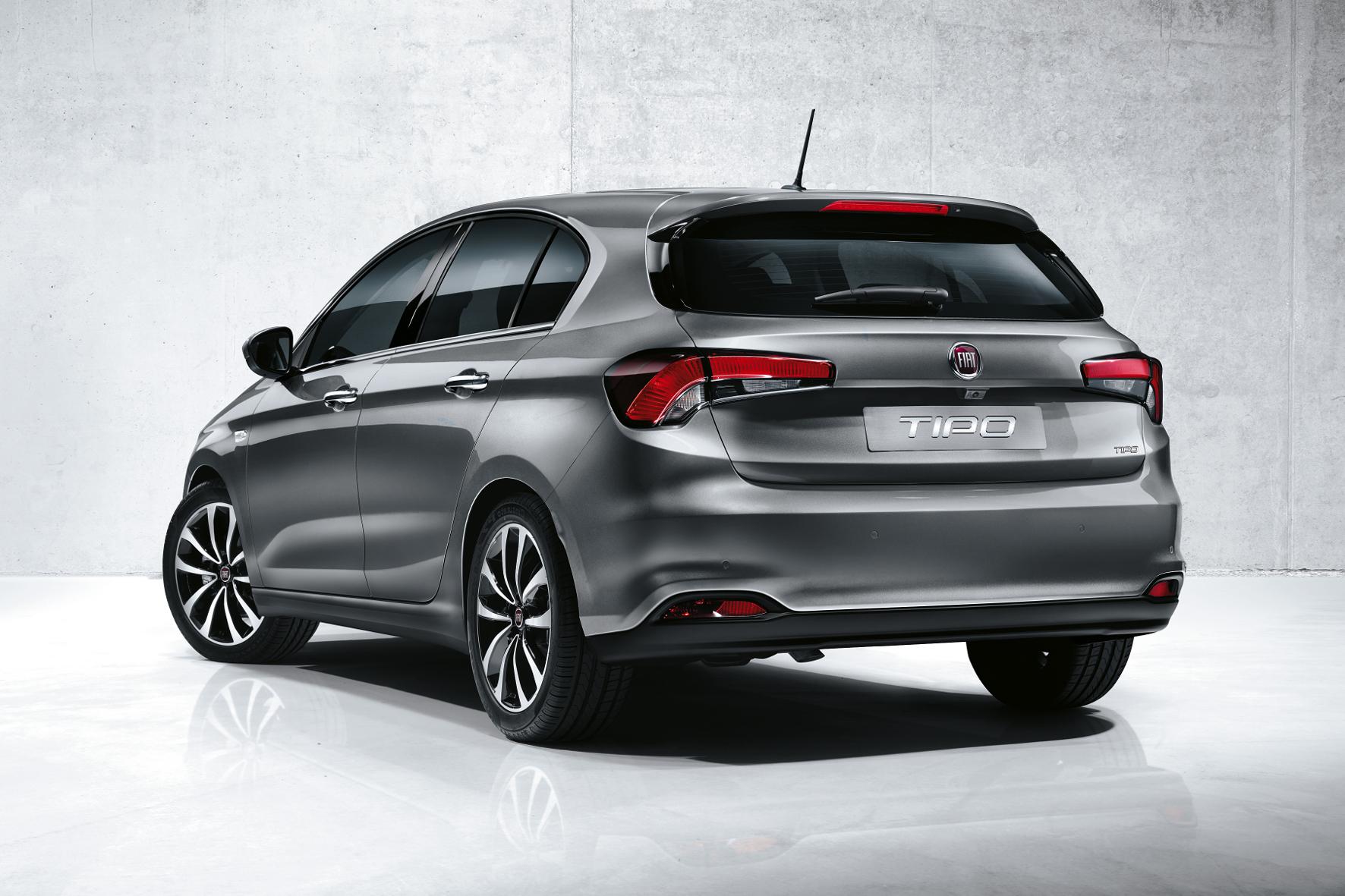 mid Groß-Gerau - Typisch Tipo: Die Schrägheckversion des preisgünstigen Fiat wird bei uns wohl das meistverkaufte Modell werden.