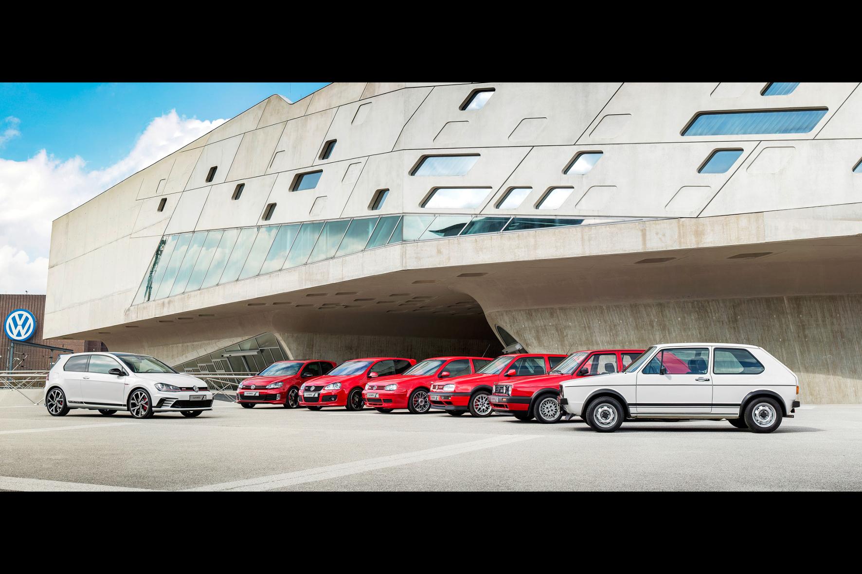 mid Groß-Gerau - Die Legende lebt: Der VW Golf GTI ist inzwischen in der siebten Generation unterwegs.
