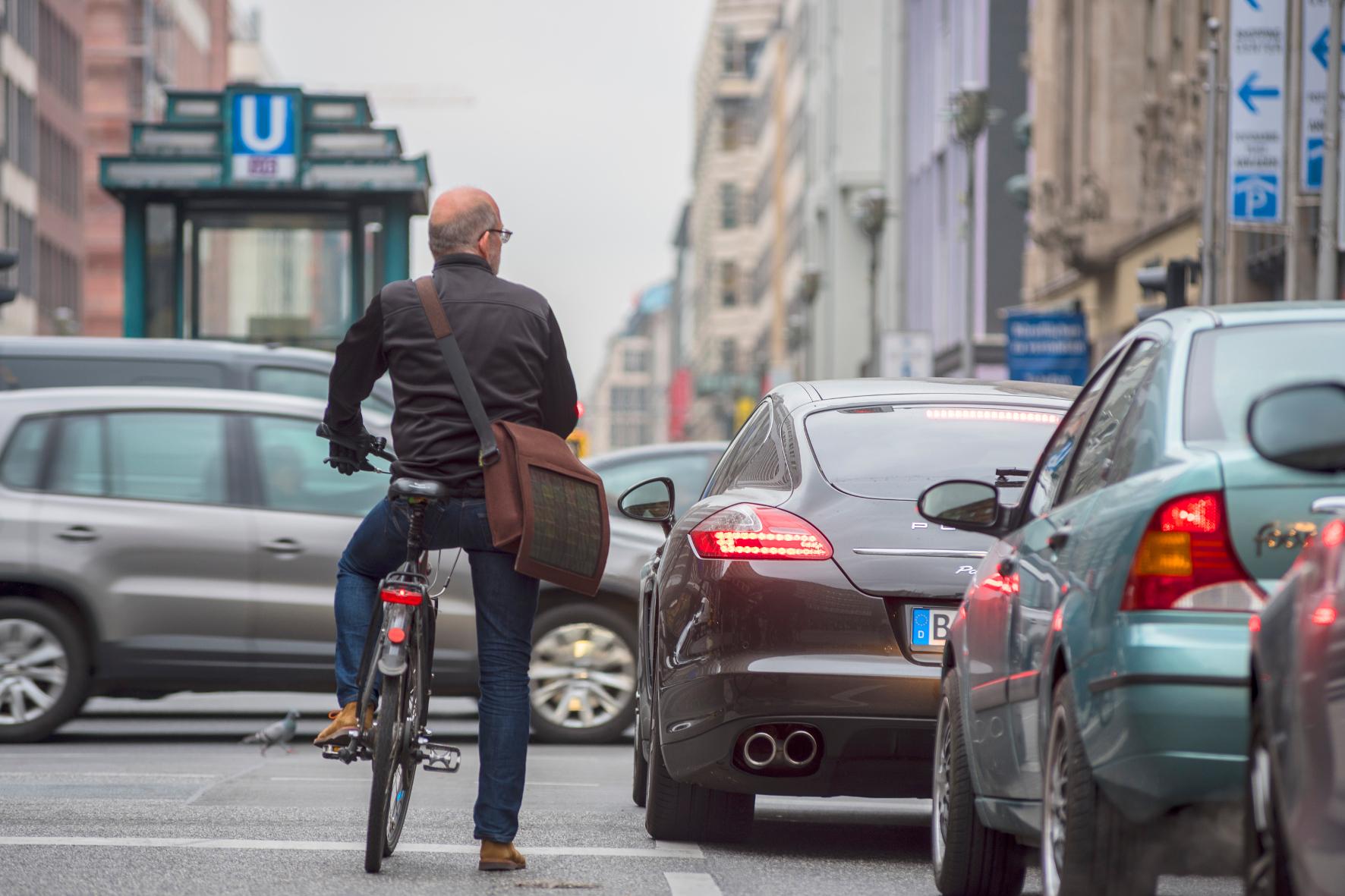 """mid Groß-Gerau - Aktion """"Mit dem Rad zur Arbeit"""" will Pendler motivieren, ihr Auto stehen zu lassen und stattdessen in die Pedale zu treten."""