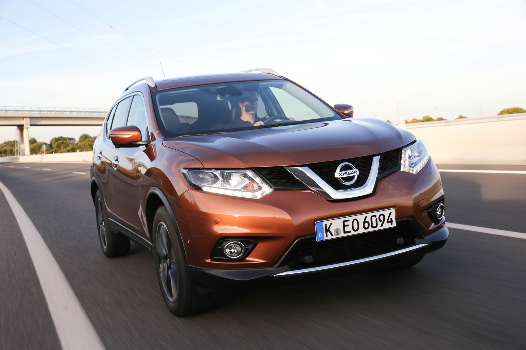 mid Groß-Gerau - SUV mit Turbobenziner: Der Nissan X-Trail DIG-T 1,6 gefällt beim Reisen besser als beim Rasen.
