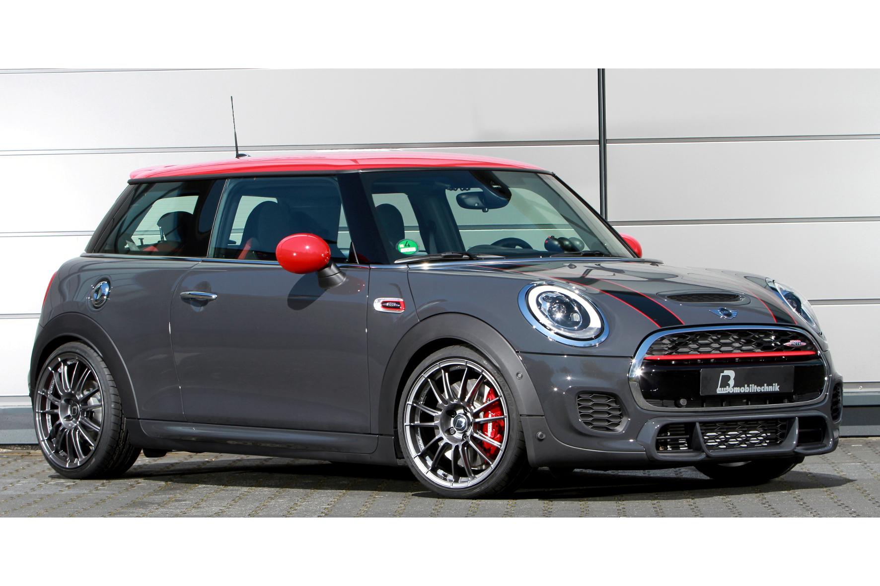 mid Groß-Gerau - Mehr Power für das Mini-Topmodell: B&B-Automobiltechnik verpasst dem John Cooper Works ein Leistungs-Update.