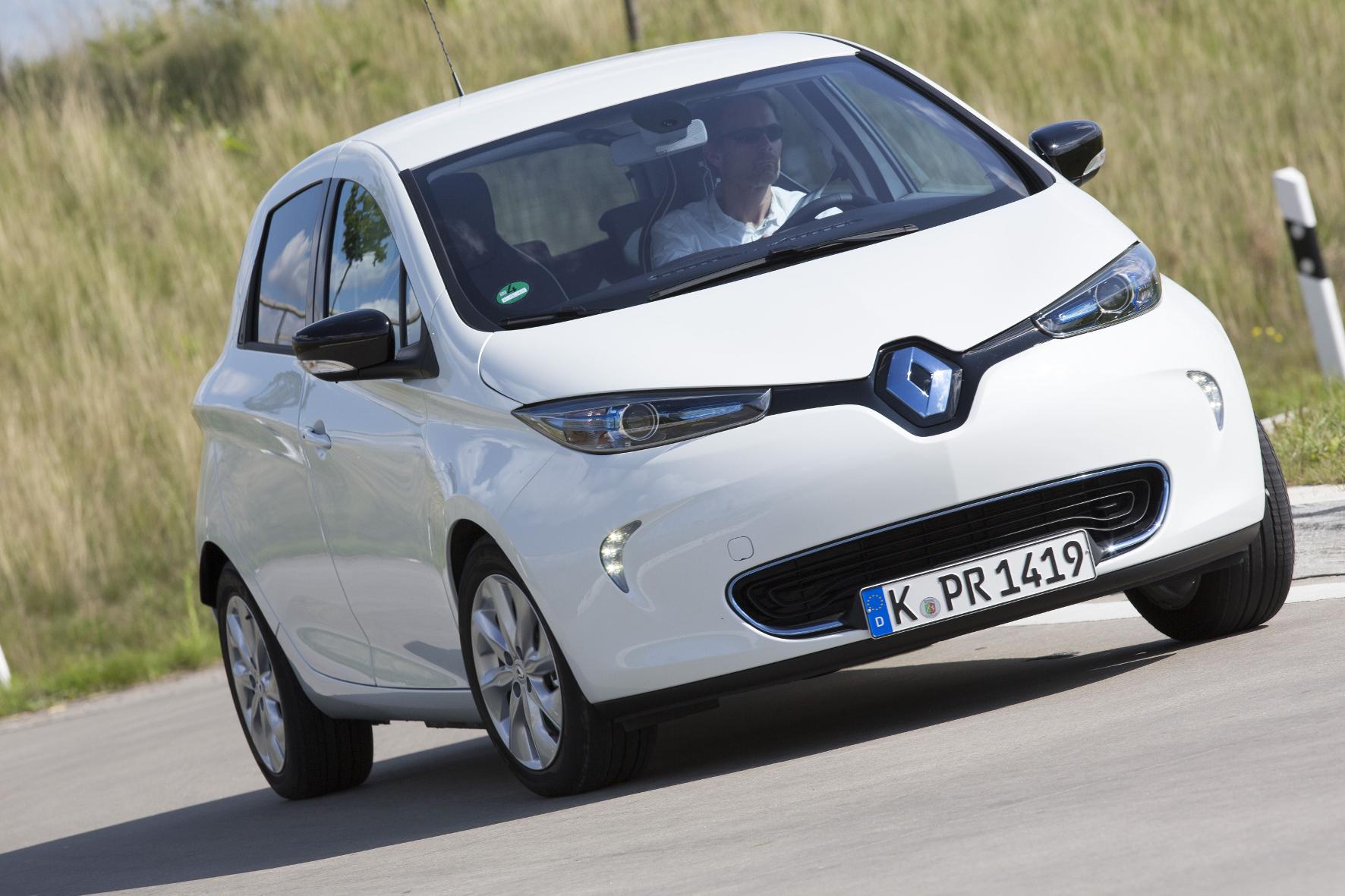 mid Groß-Gerau - Renault unter Strom: Die Franzosen sind Partner des europäischen Schnellladeprojekts Fast-E.