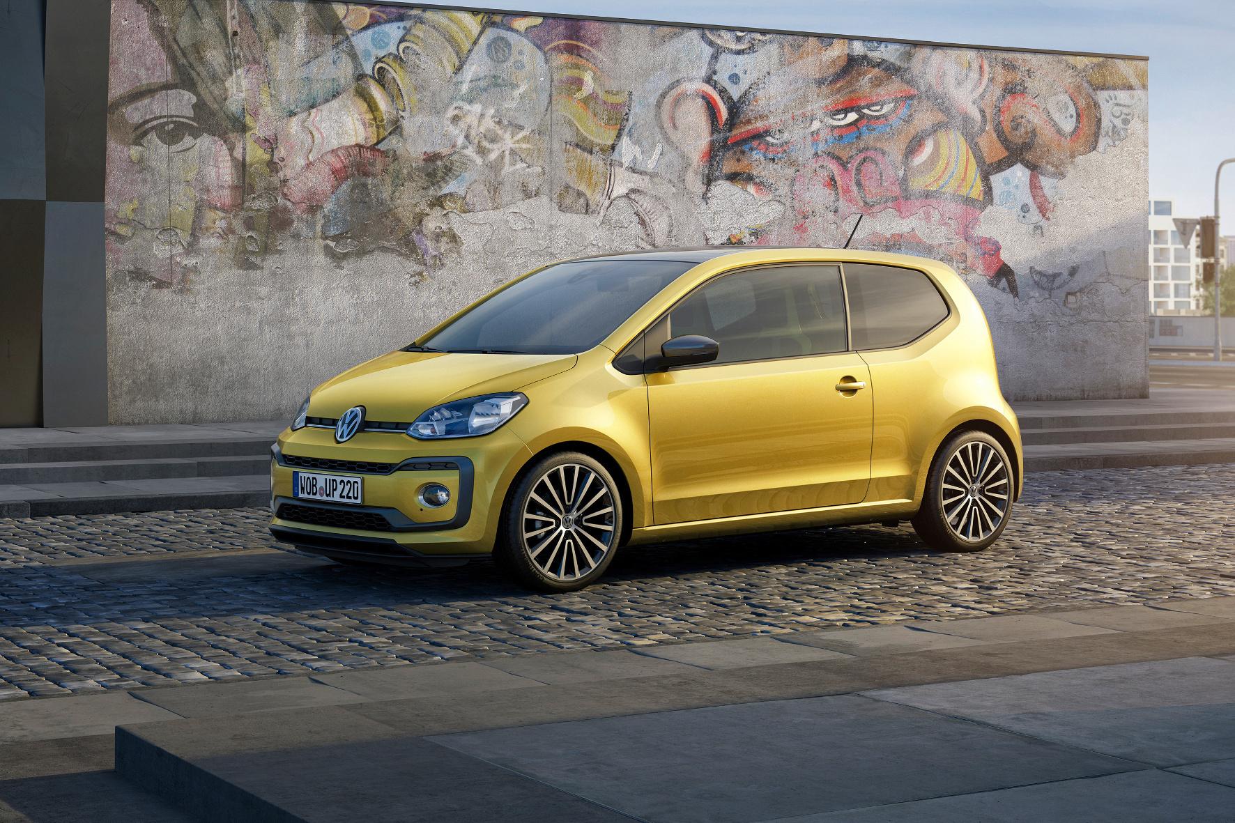 mid Groß-Gerau - Der Einstiegspreis für den überarbeitete VW Up sinkt trotz mehr Serienausstattung um 125 auf 9.850 Euro.