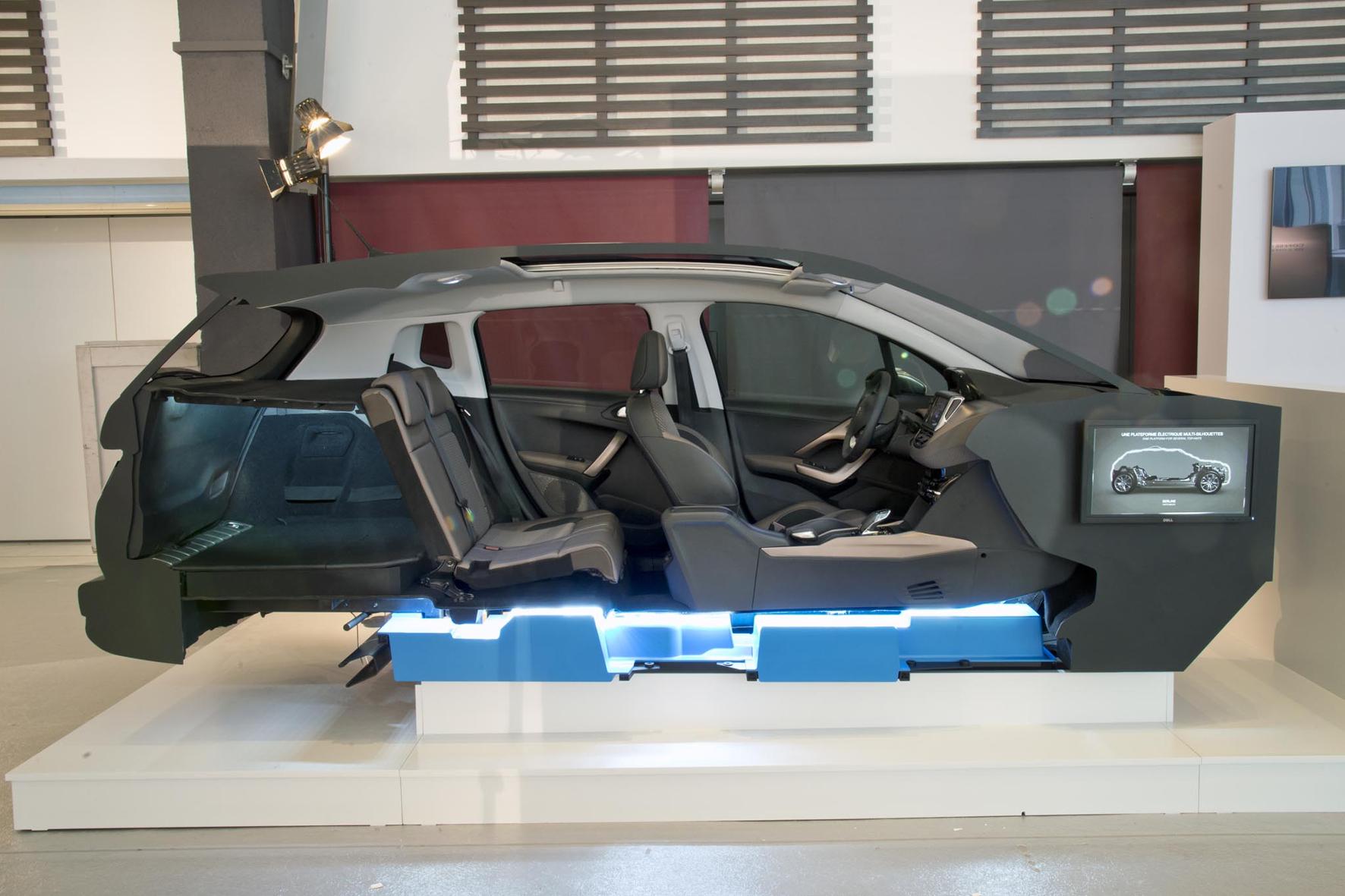 mid Groß-Gerau - Neue Plattformen für Plug-in-Hybride und Elektrofahrzeuge: Peugeot, Citroen und DS rechnen mit Technologie-Fortschritt.