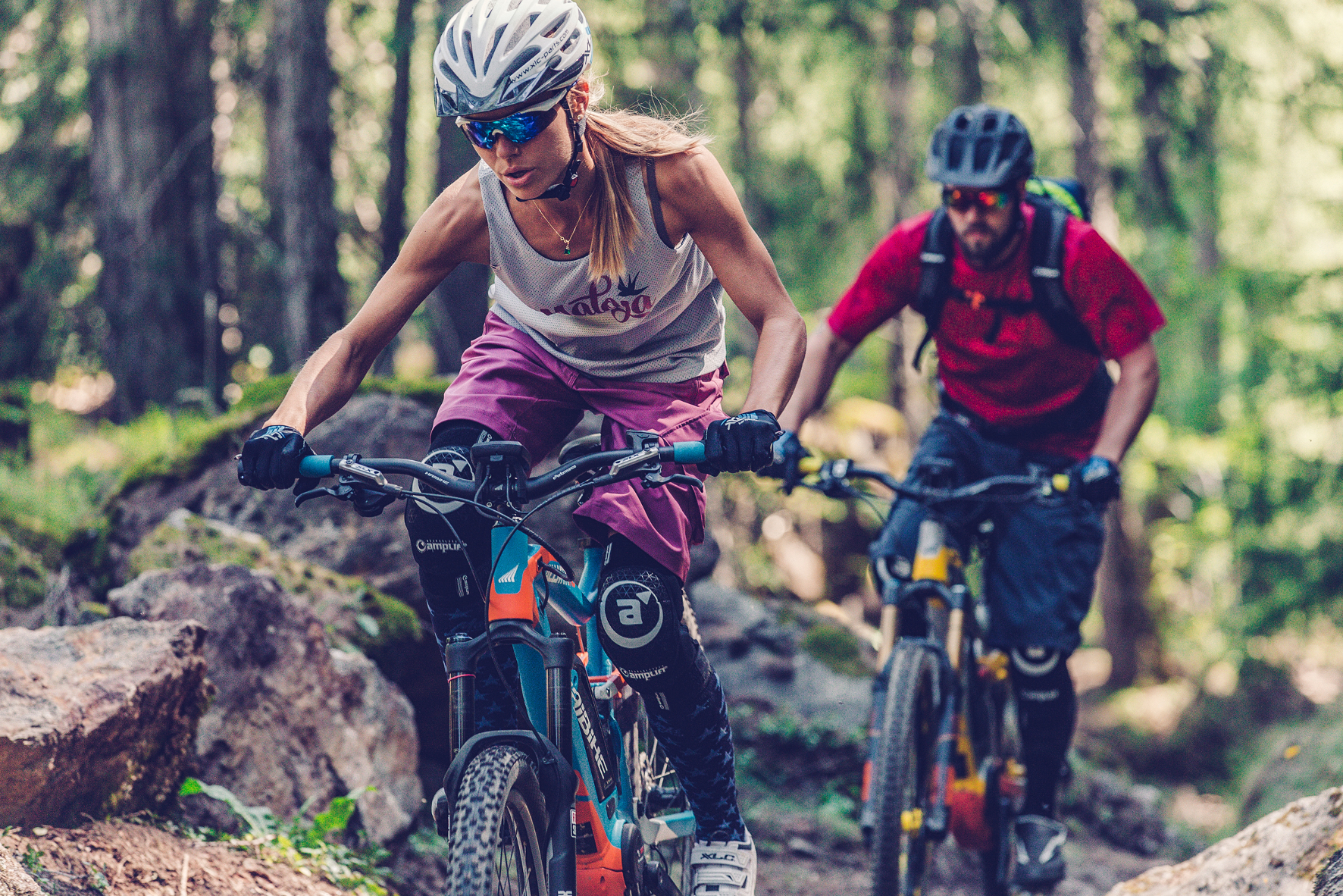 mid Groß-Gerau - Für rasante Ausflüge in schwieriges Gelände müssen Federgabel und Dämpfung am Mountainbike perfekt eingestellt sein.