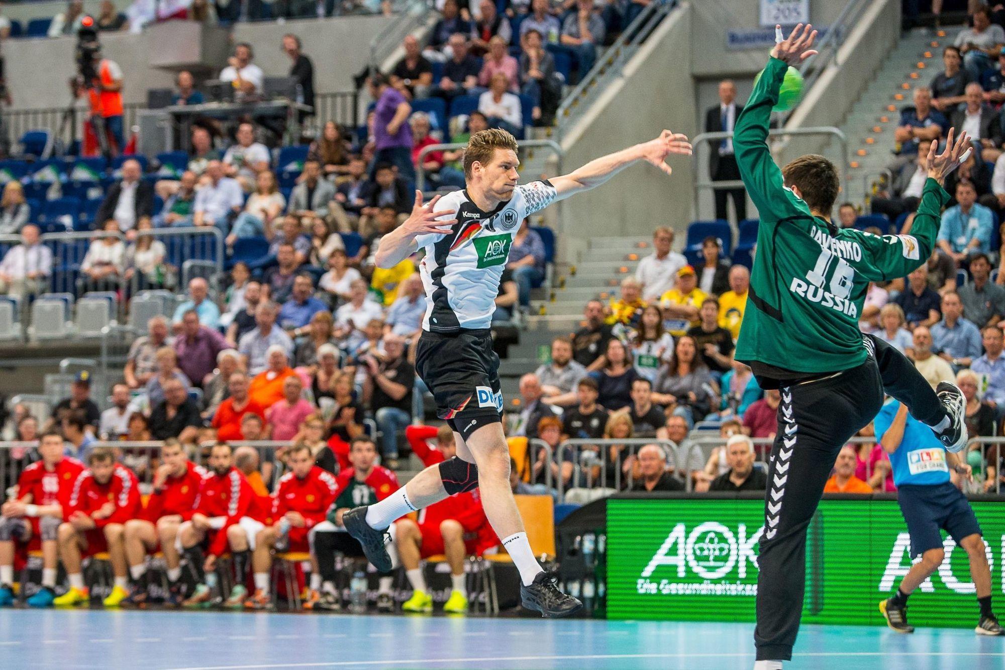 deutschland russland handball