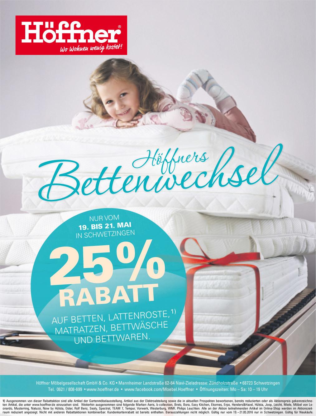 h ffner m belgesellschaft gmbh co kg schwetzingen anzeige des monats anzeigen morgenweb. Black Bedroom Furniture Sets. Home Design Ideas