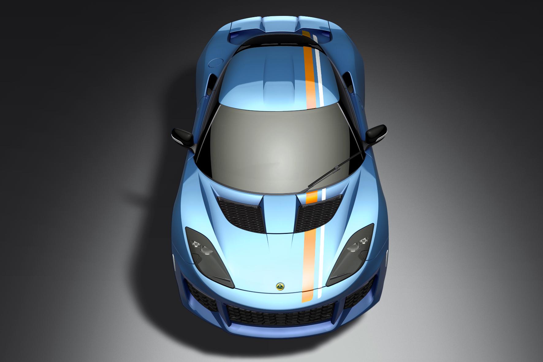 mid Groß-Gerau - Lotus hat anhand der von Fans der Marke eingesendeten Vorschläge eine Sonderlackierung für den Evora 400 entworfen.