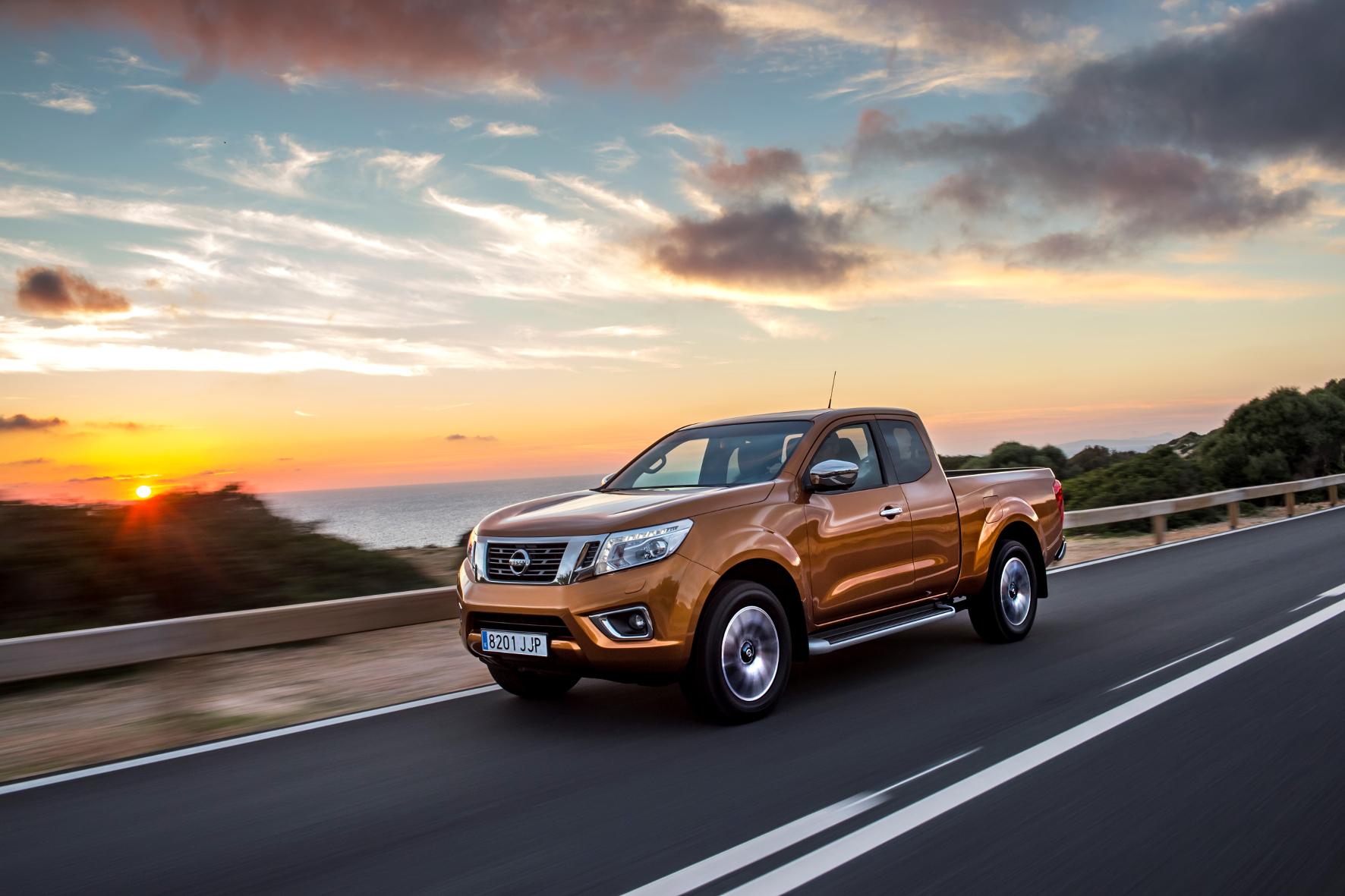 mid Groß-Gerau - Ab sofort sparsamer und sauberer unterwegs: Nissan stattet den Navara mit einem neuen Euro-6-Dieselmotor aus.