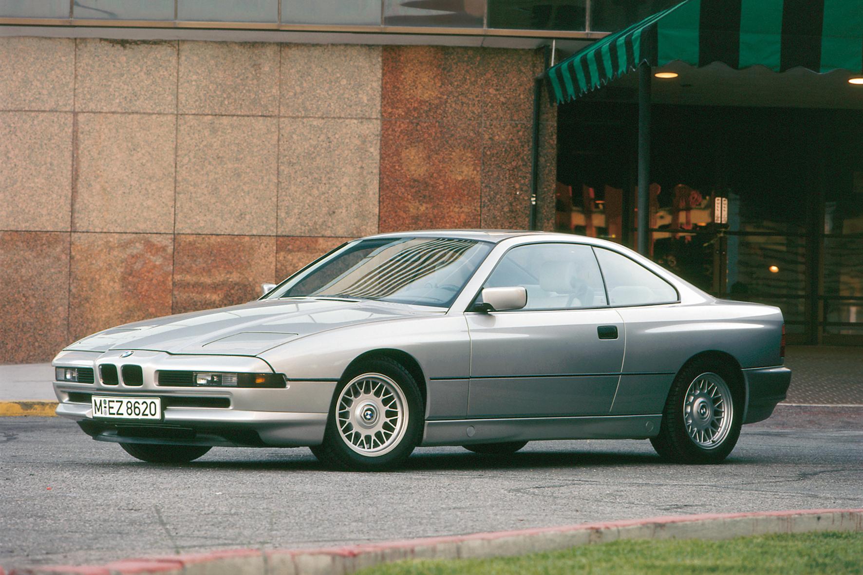 mid Groß-Gerau - Das waren noch Zeiten: Der 8er-BMW kam 1989 auf den Markt und wurde zehn Jahre später nach eher mäßigem Erfolg wieder eingestellt. Jetzt wollen die Münchner die Baureihe offenbar wiederbeleben.