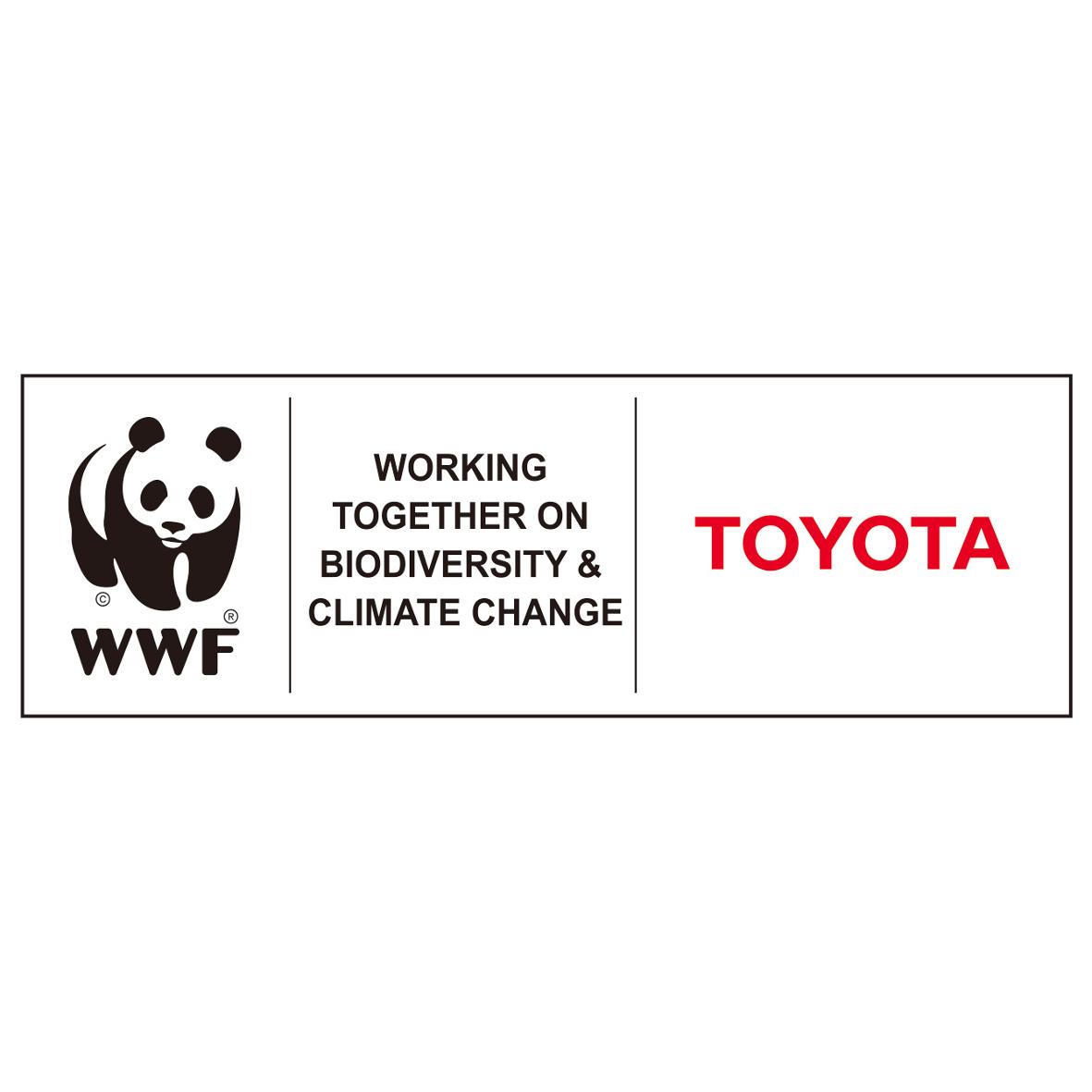 mid Groß-Gerau - Gemeinsam mit dem WWF setzt sich Toyota für den Erhalt der Artenvielfalt sowie die Förderung des ökologischen Bewusstseins und des Wandels zu einer CO2-freien Gesellschaft ein.