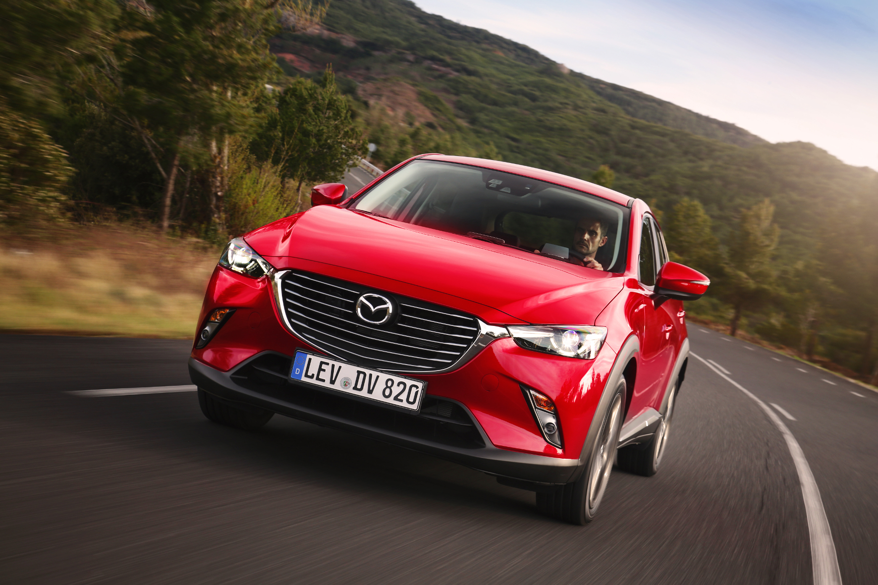 mid Groß-Gerau - Kompakt-SUV ohne Fehl und Tadel: der Mazda CX-3.