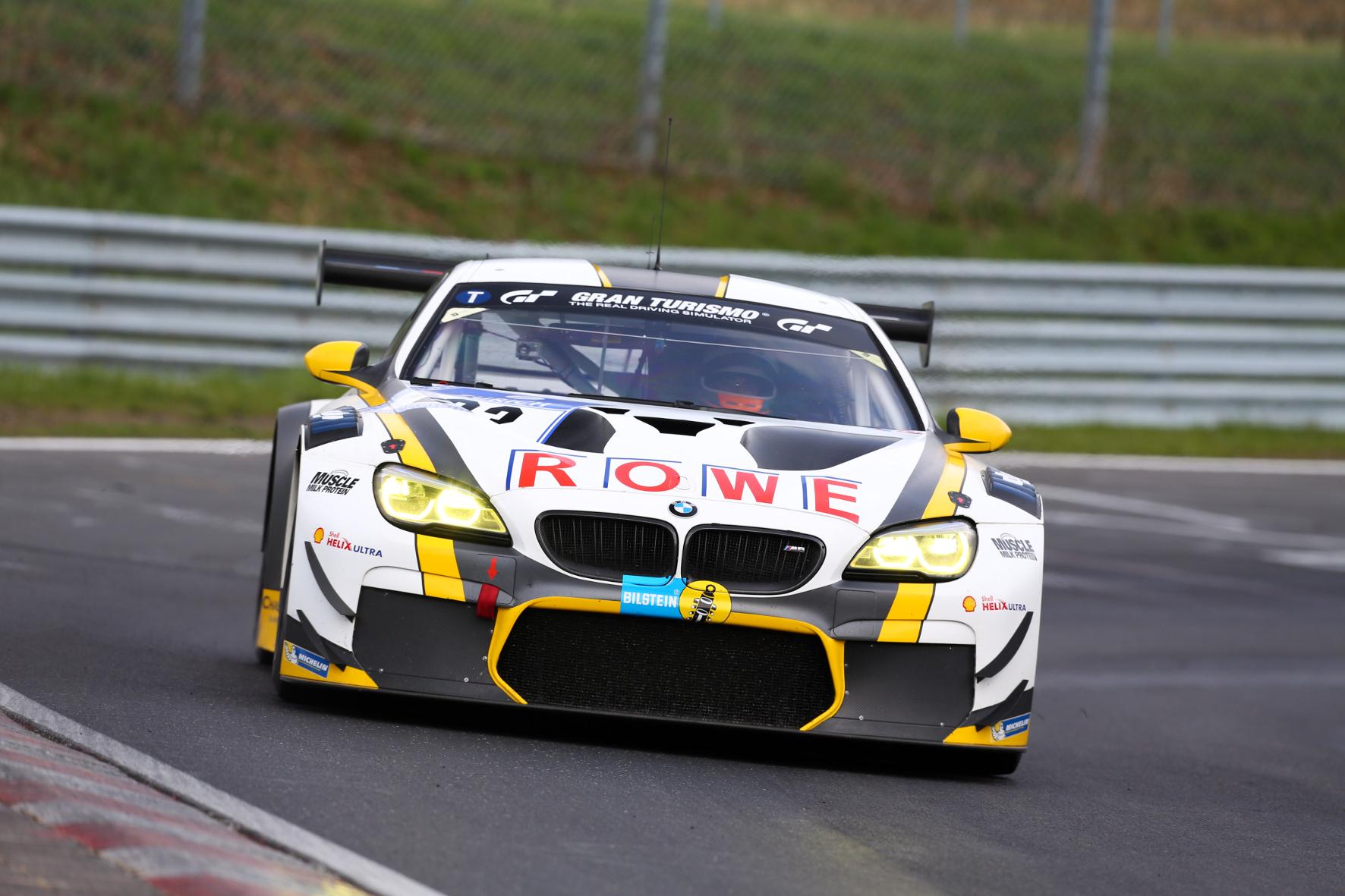 mid Groß-Gerau - Mit dem neuen M6 GT3 will BMW das nächste Kapitel der Erfolgsgeschichte beim 24-Stunden-Rennen im belgischen Spa schreiben.