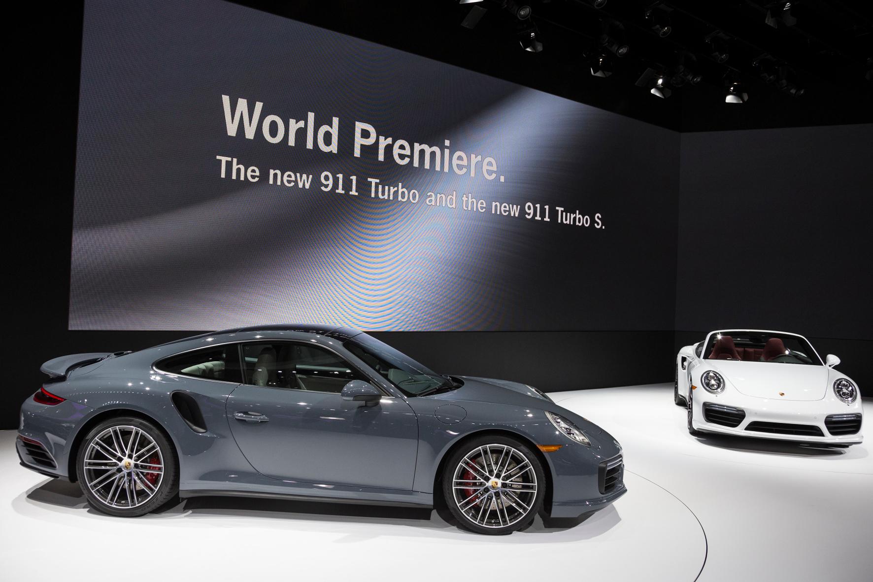 mid Groß-Gerau - Paukenschlag von Porsche: Der Sportwagenbauer aus Zuffenhausen hat seine Teilnahme an der Autoschau in Detroit für 2017 abgesagt.