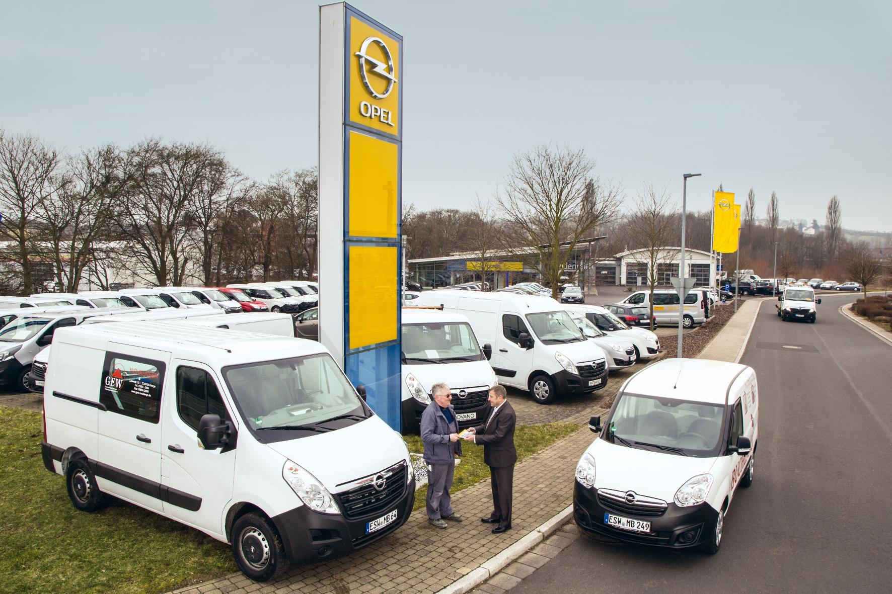 mid Groß-Gerau - Opel vertraut künftig in Sachen Nutzfahrzeuge flächendeckend nur noch auf spezialisierte Profi-Partner.