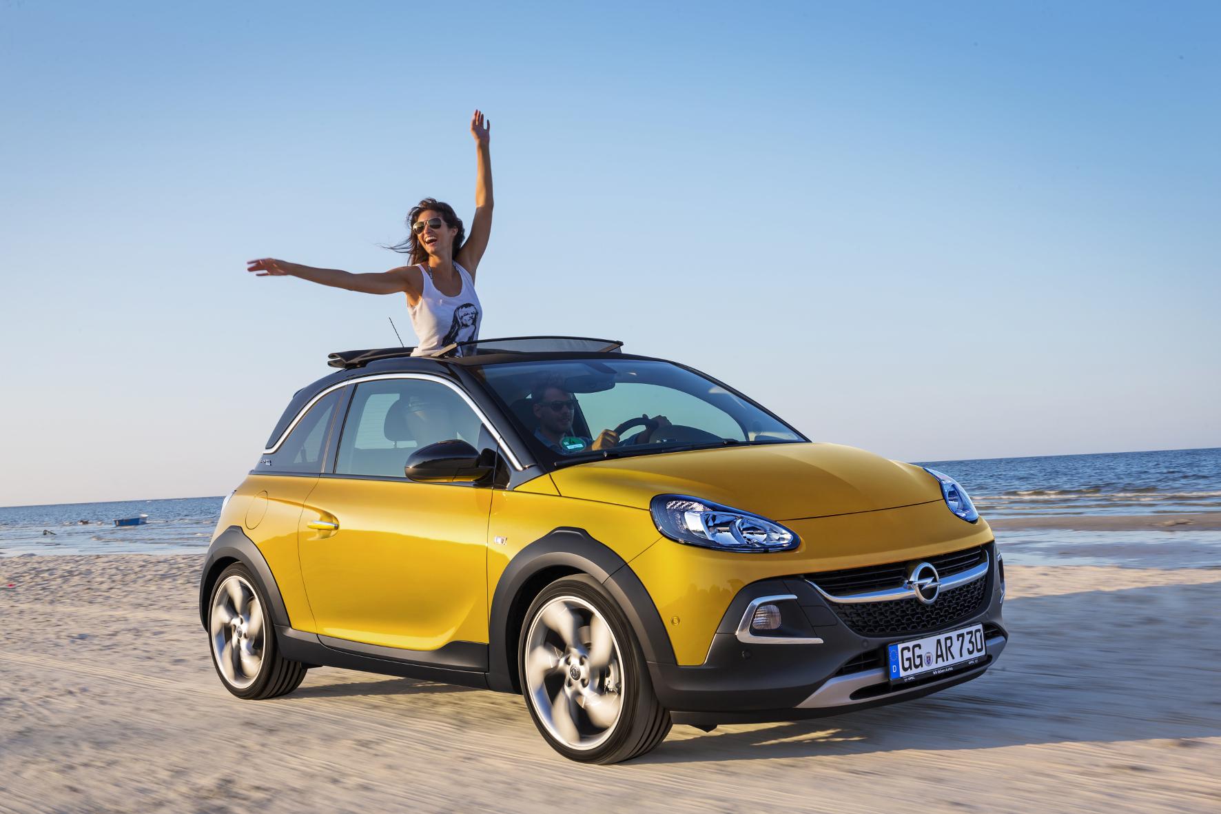 mid Groß-Gerau - Auf zu neuen Ufern: Der wiedererstarkte Traditions-Autobauer Opel hat die größte Modelloffensive in der Markenhistorie vor der Brust.