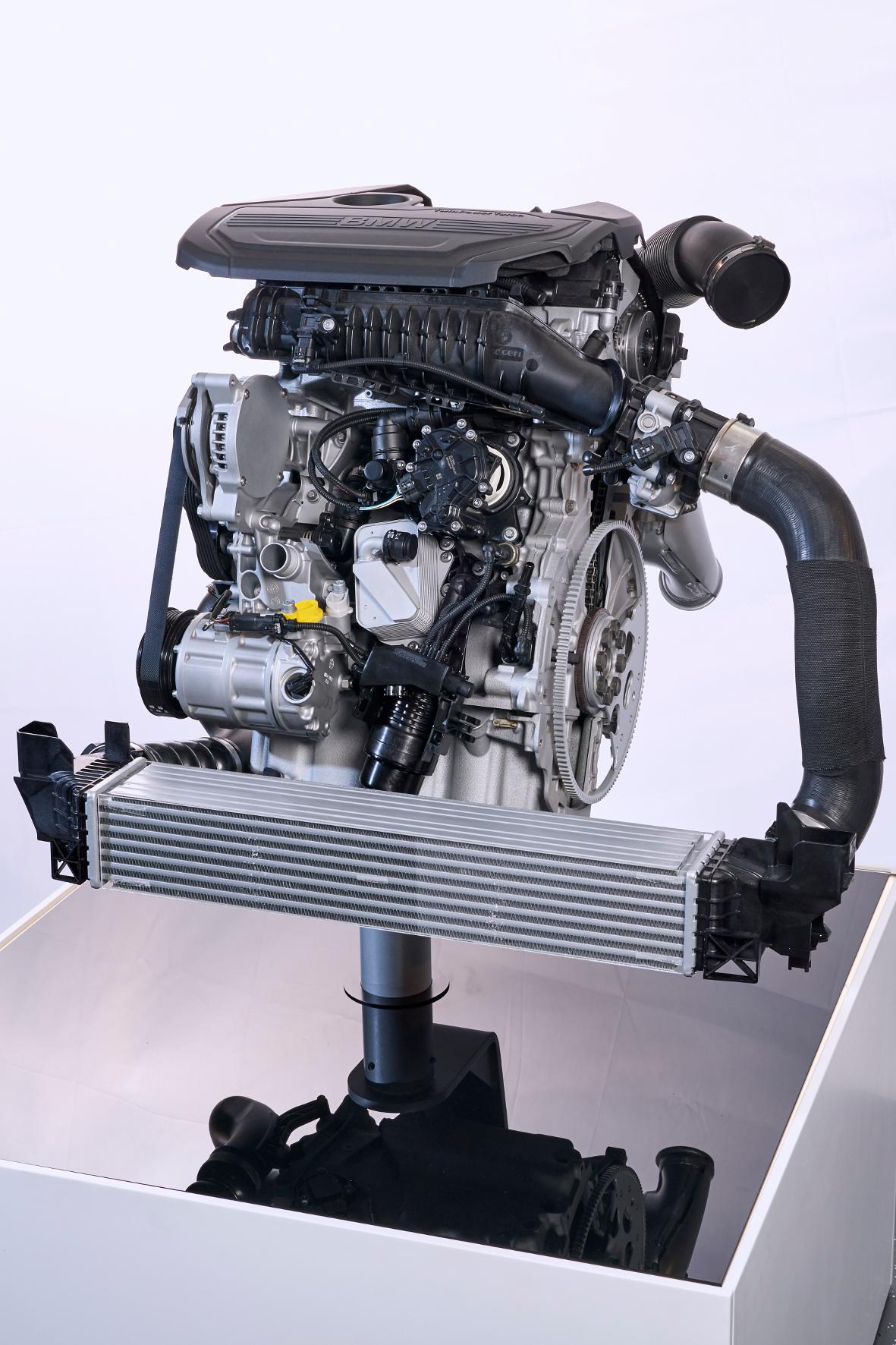 mid Groß-Gerau - Egal ob drei oder vier: Zylinder: Bei BMW hat jeder Topf künftig 500 ccm.
