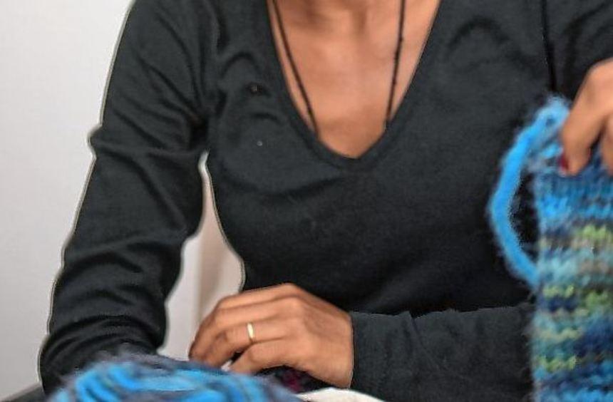 Afomia Kflay kam aus Eritrea nach Einhausen. In der Weschnitzgemeinde heiratete sie erst vor ...