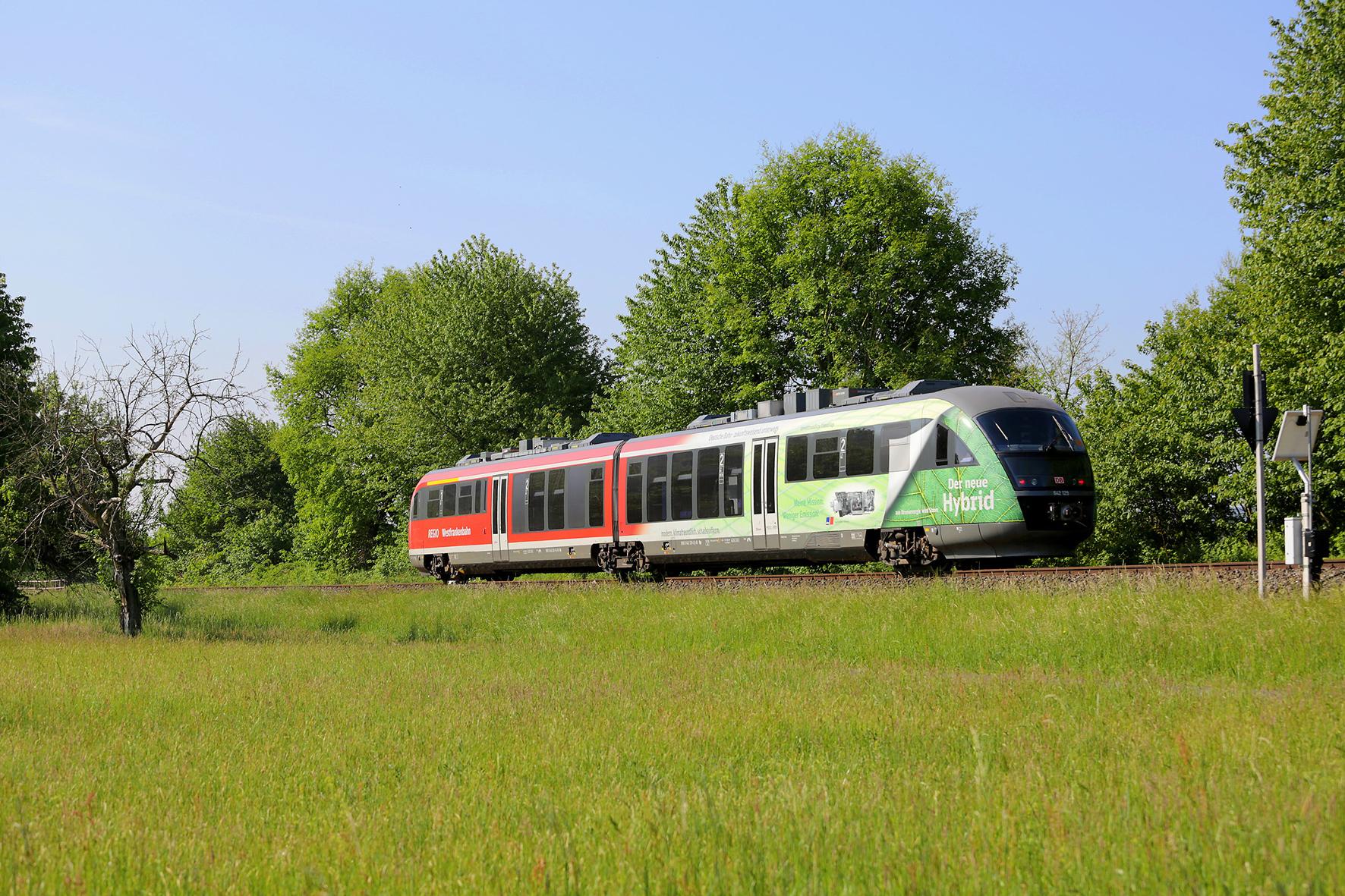 mid-en Groß-Gerau – Das neue Antriebssystem der Rolls-Royce-Marke MTU soll den Bahnverkehr künftig ökonomischer machen.