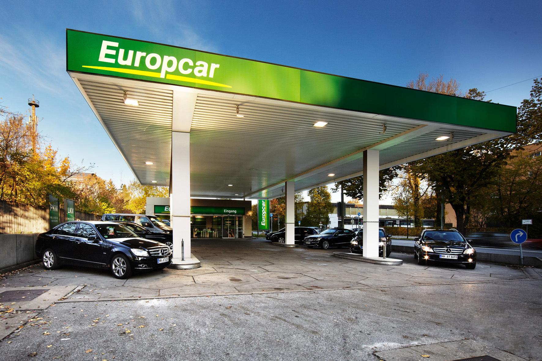 mid Groß-Gerau - Drive&Share: Fahren und Teilen. Weil Autos durchschnittlich während 95 Prozent ihrer Zeit ungenutzt parken, bietet Europcar zunächst in Frankreich Mietwagen als Carsharing-Modell an.