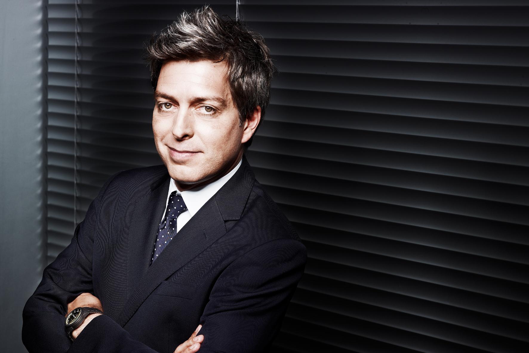 mid Paris - Herr der Ästhetik bei Kia: Chef-Designer Gregory Guillaume.