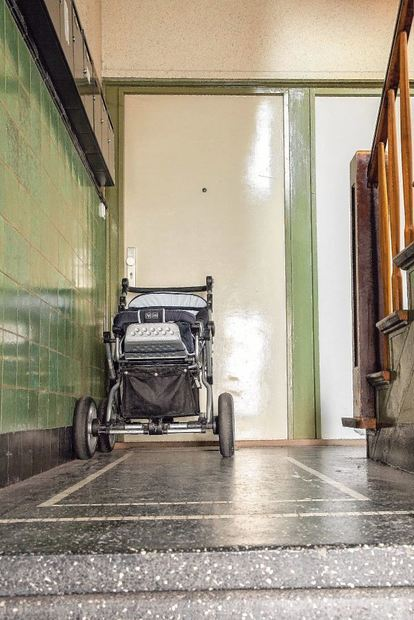 Was im Treppenhaus erlaubt ist - Mannheimer Morgen - Mannheimer Morgen