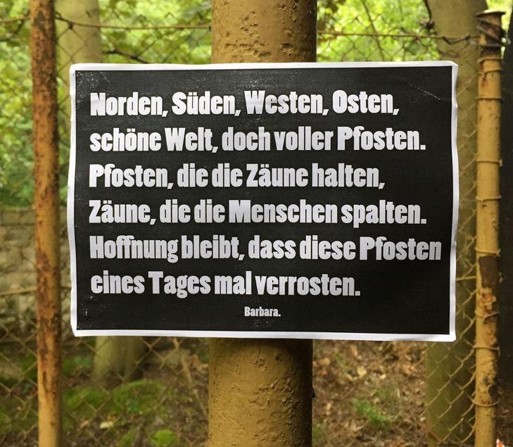Geliebte Plakate zum Schmunzeln - Mannheimer Morgen - Mannheimer Morgen #BL_95