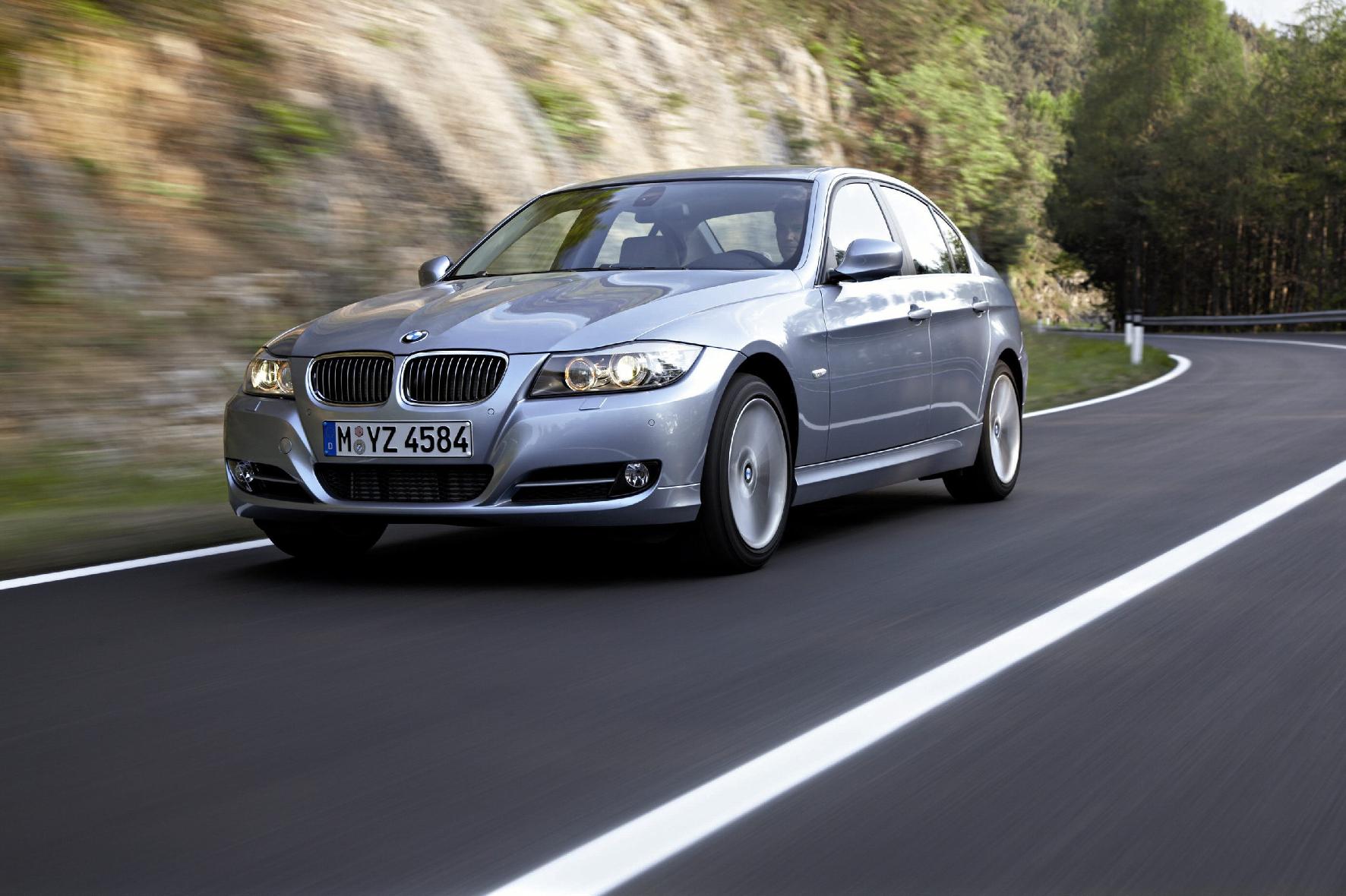 mid Groß-Gerau - Von der Service-Aktion sind unter anderem der BMW 3er der Baujahre 2007 bis 2013 betroffen.