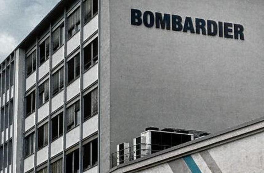 Bombardier beschäftigt in Mannheim rund 1000 Mitarbeiter.