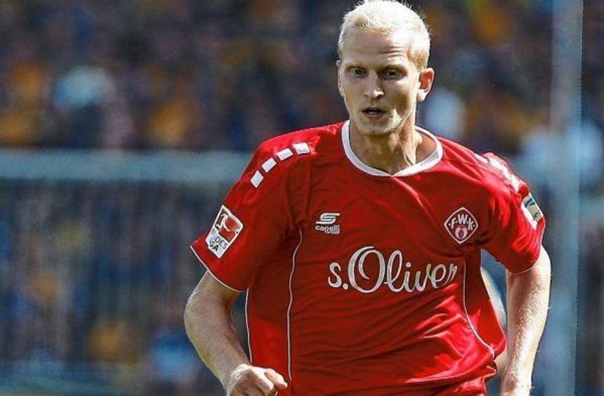 Clemens Schoppenhauer will mit den Kickers ins DFB-Pokal-Achtelfinale.