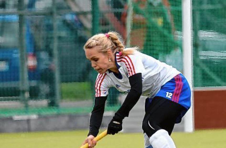 MHC-Spielerin Lydia Haase erzielte beide Treffer gegen Köln