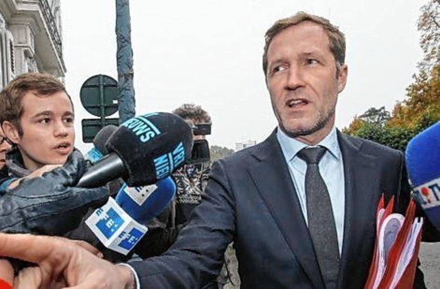 Kopf des Widerstands: Paul Magnette, wallonischer Ministerpräsident.