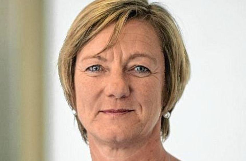 Finanzministerin Edith Sitzmann kämpft für ihren Chef Kretschmann.