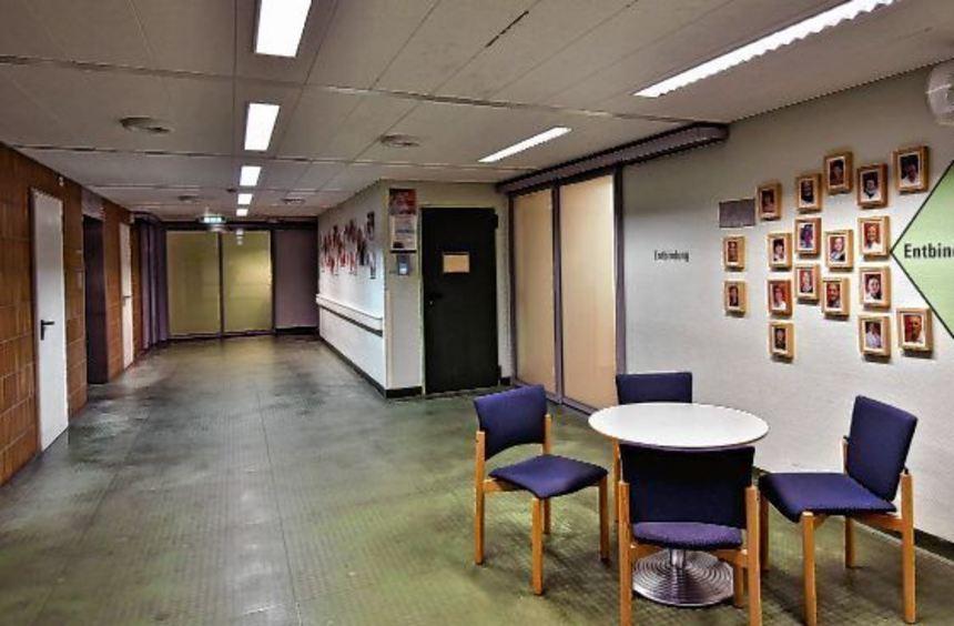 Der Kreißsaal des Heppenheimer Kreiskrankenhauses war vergangene Woche geschlossen. Nun herrscht ...