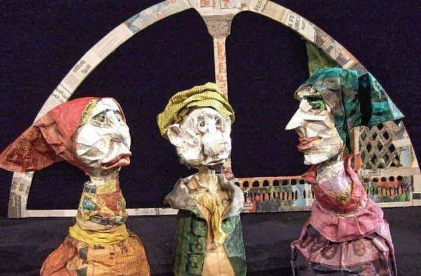 Die Geschichte von Ali Baba kommt als Familientheater nach Bensheim.