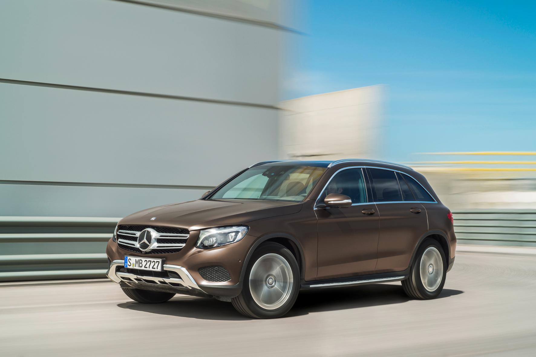 mid Groß-Gerau - Stylish, geräumig und luxuriös: der Mercedes-Benz GLC.