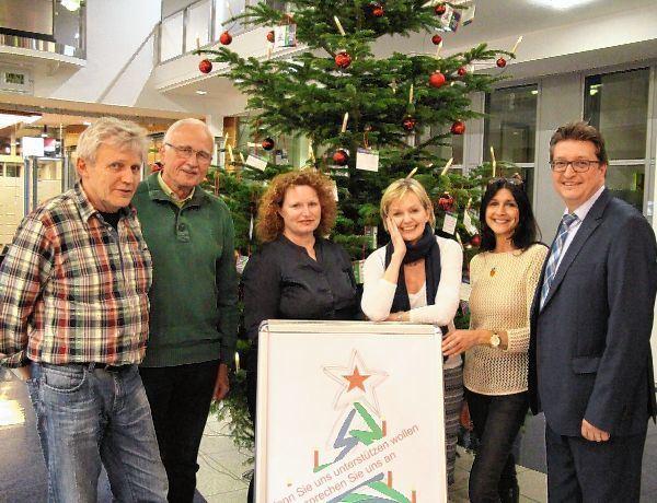 Weihnachtsbaum kaufen viernheim