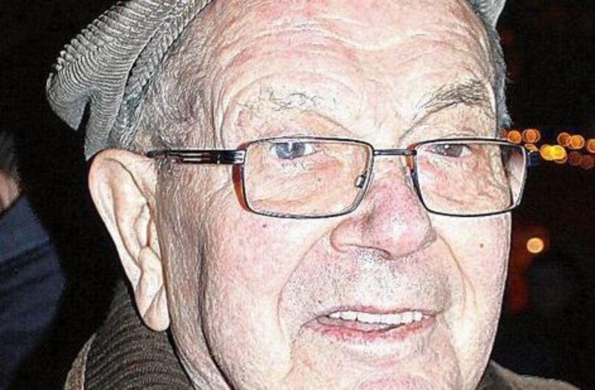 Erwin Prior feiert heute seinen 85. Geburtstag.