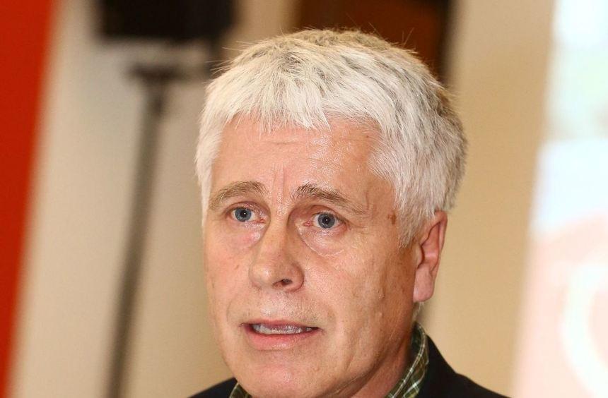Wolfgang Raufelder, Die Grünen, 58 Jahre, verheiratet, zwei Kinder, Architekt. ...