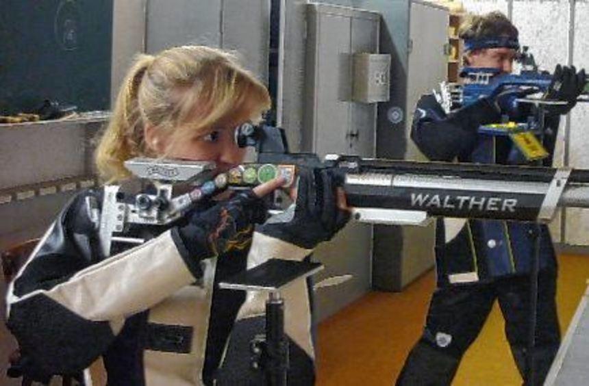 Wie andere Sportarten zuvor, planen auch die Schützen eine Strukturreform: Aus den Kreisen ...